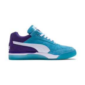 Thumbnail 5 of Palace Guard Queen City Trainers, Blue Atoll-Prism Violet, medium