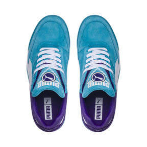 Thumbnail 6 of Palace Guard Queen City Sneaker, Blue Atoll-Prism Violet, medium