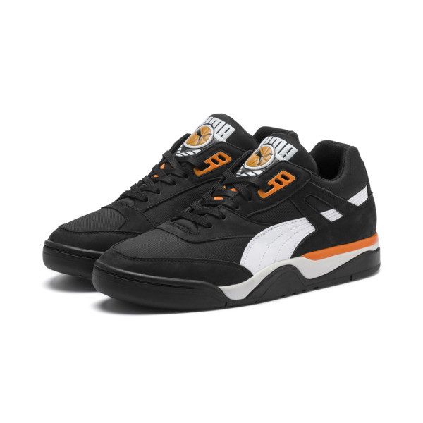 Palace Guard Bad Boys Sneaker, Puma Black-Puma White-, large