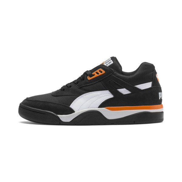 PALACE GUARD BAD BOYS, Puma Black-Puma White-, large-JPN