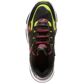 Thumbnail 5 of CELL Venom Fresh Mix Sneakers, Puma Black-Limepunch, medium