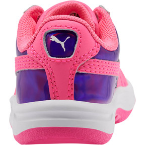 Thumbnail 3 of GV Special Mirror Metal Sneakers INF, KNOCKOUT PINK-Puma White, medium