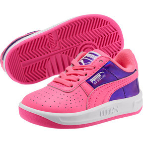 Thumbnail 2 of GV Special Mirror Metal Sneakers INF, KNOCKOUT PINK-Puma White, medium
