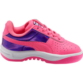 Thumbnail 4 of GV Special Mirror Metal Sneakers INF, KNOCKOUT PINK-Puma White, medium