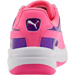 Thumbnail 3 of GV Special Mirror Metal Sneakers PS, KNOCKOUT PINK-Puma White, medium