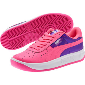 Thumbnail 2 of GV Special Mirror Metal Sneakers JR, KNOCKOUT PINK-Puma White, medium