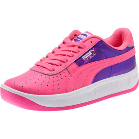 Thumbnail 1 of GV Special Mirror Metal Sneakers JR, KNOCKOUT PINK-Puma White, medium