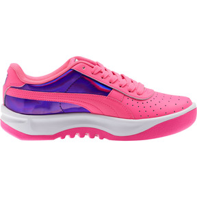 Thumbnail 4 of GV Special Mirror Metal Sneakers JR, KNOCKOUT PINK-Puma White, medium