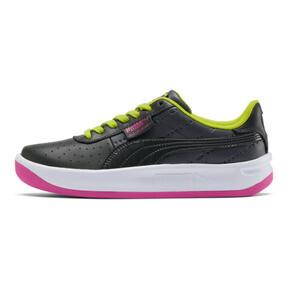 Thumbnail 1 of California 90s Women's Sneakers, Puma Black-Fuchsia Purple, medium