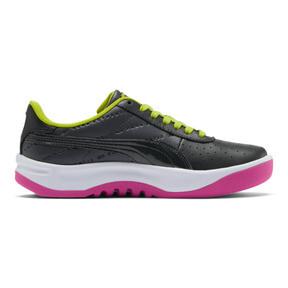 Thumbnail 5 of California 90s Women's Sneakers, Puma Black-Fuchsia Purple, medium