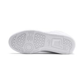 Thumbnail 4 of PUMA Rebound LayUp Sneakers JR, Puma White-Gray Violet, medium