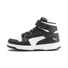 Thumbnail 1 of PUMA Rebound LayUp Sneakers INF, Puma Black-Puma White, medium