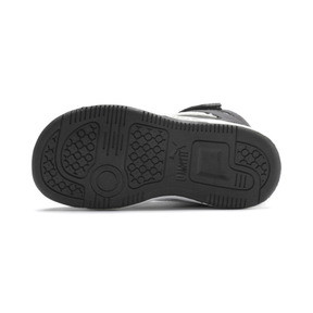 Thumbnail 4 of PUMA Rebound LayUp Sneakers INF, Puma Black-Puma White, medium