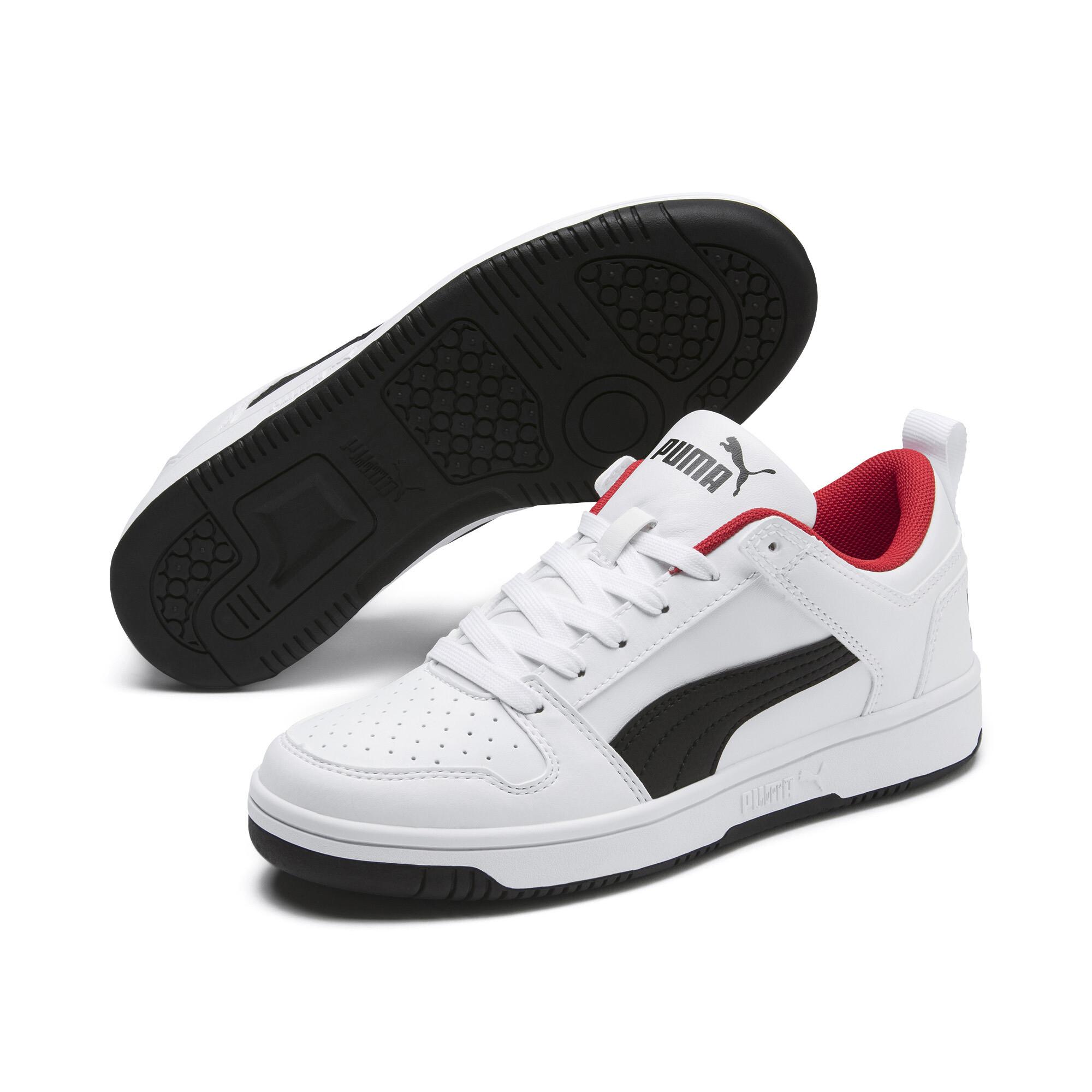 0eeba92b41 PUMA PUMA Rebound LayUp Lo Sneakers JR Kids Shoe Kids