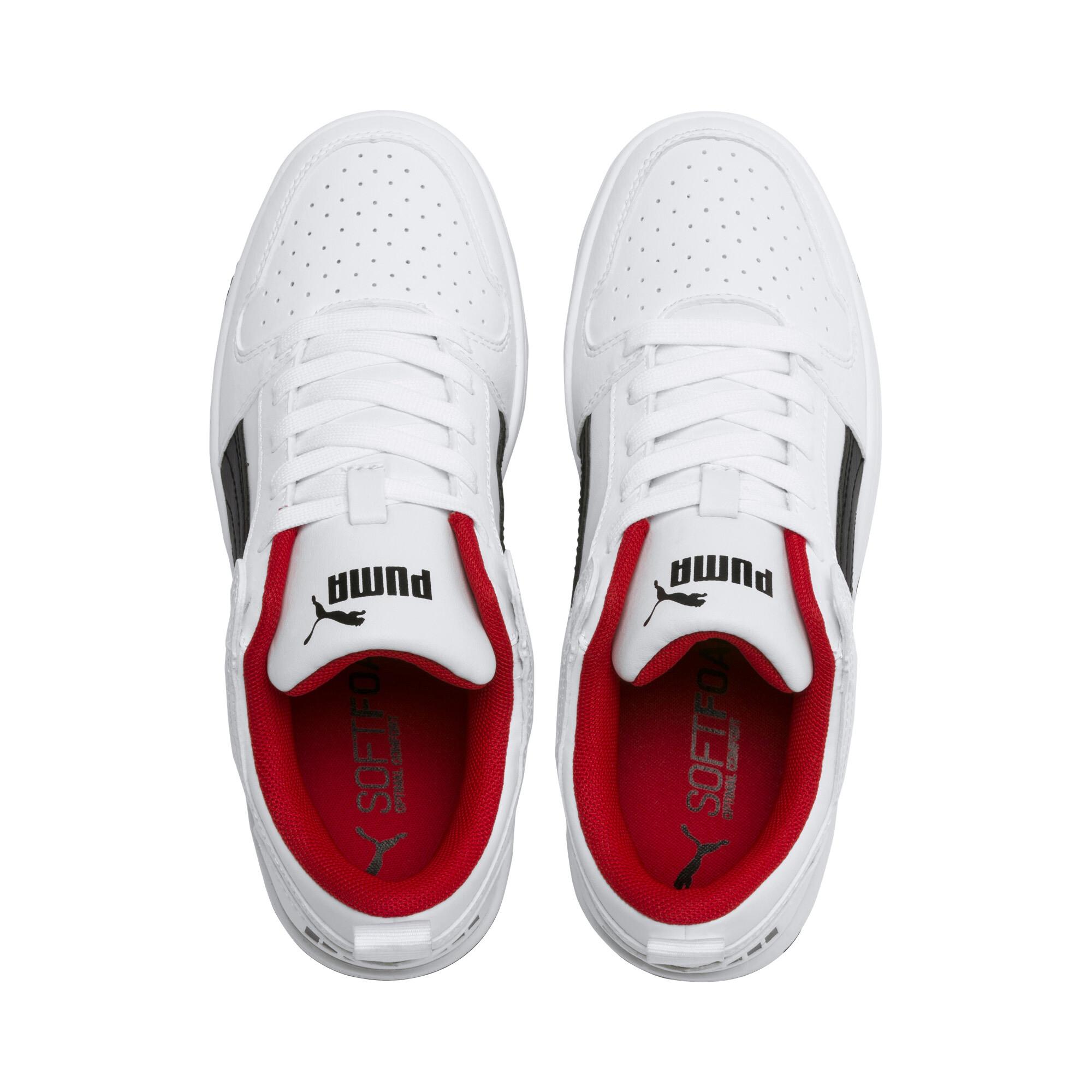 PUMA-PUMA-Rebound-LayUp-Lo-Sneakers-JR-Boys-Shoe-Kids thumbnail 13