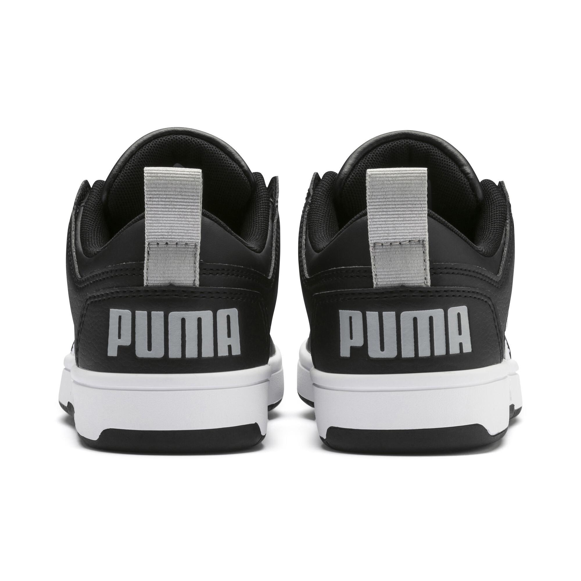 PUMA-PUMA-Rebound-LayUp-Lo-Sneakers-JR-Boys-Shoe-Kids thumbnail 15