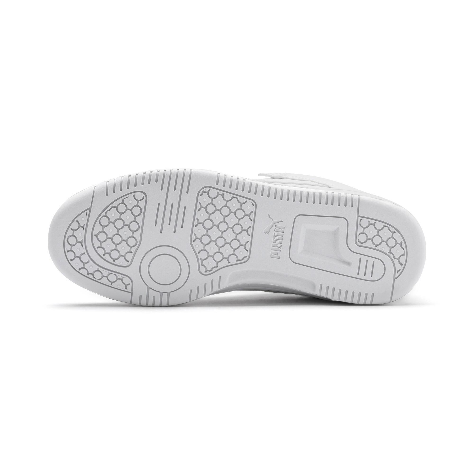 PUMA-PUMA-Rebound-LayUp-Lo-Sneakers-JR-Boys-Shoe-Kids thumbnail 5