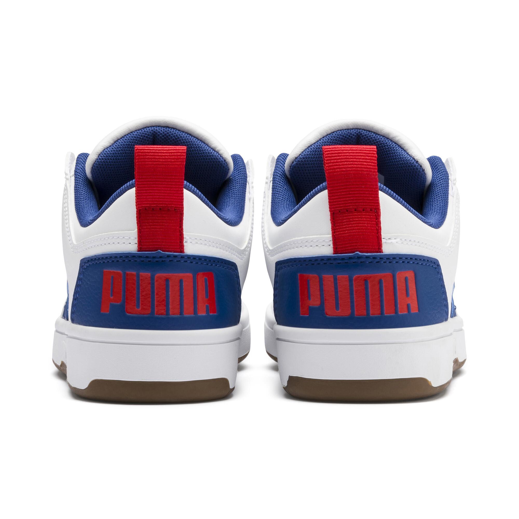 PUMA-PUMA-Rebound-LayUp-Lo-Sneakers-JR-Boys-Shoe-Kids thumbnail 21