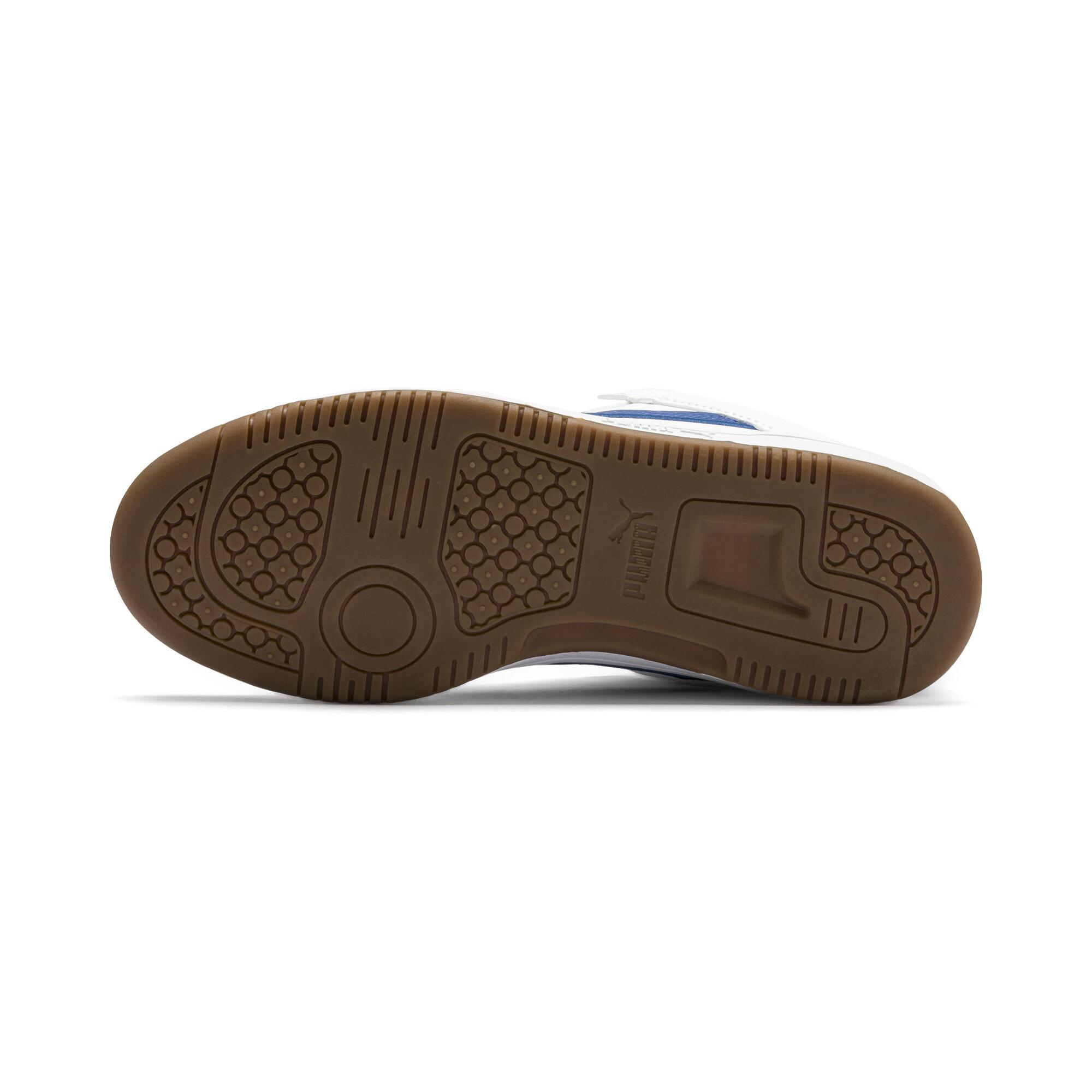 PUMA-PUMA-Rebound-LayUp-Lo-Sneakers-JR-Boys-Shoe-Kids thumbnail 23