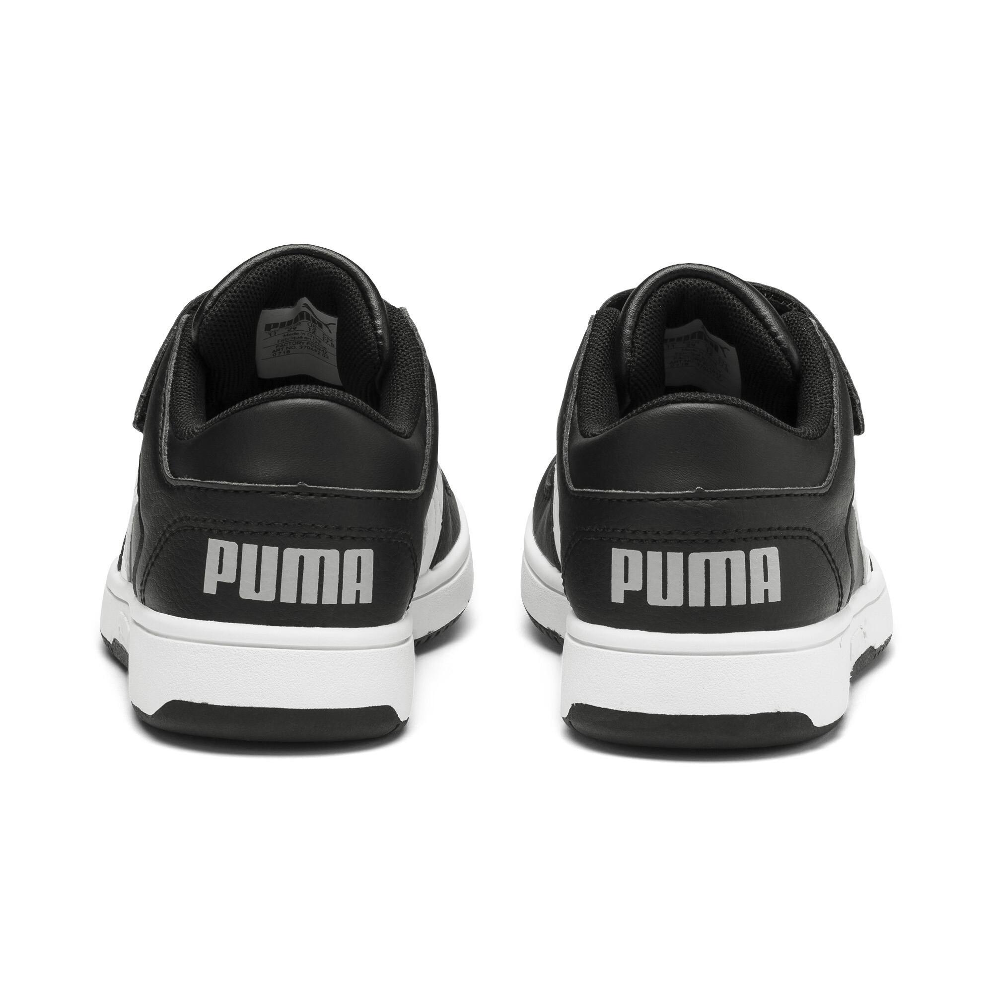 PUMA-PUMA-Rebound-LayUp-Lo-Little-Kids-039-Shoes-Boys-Shoe-Kids thumbnail 3