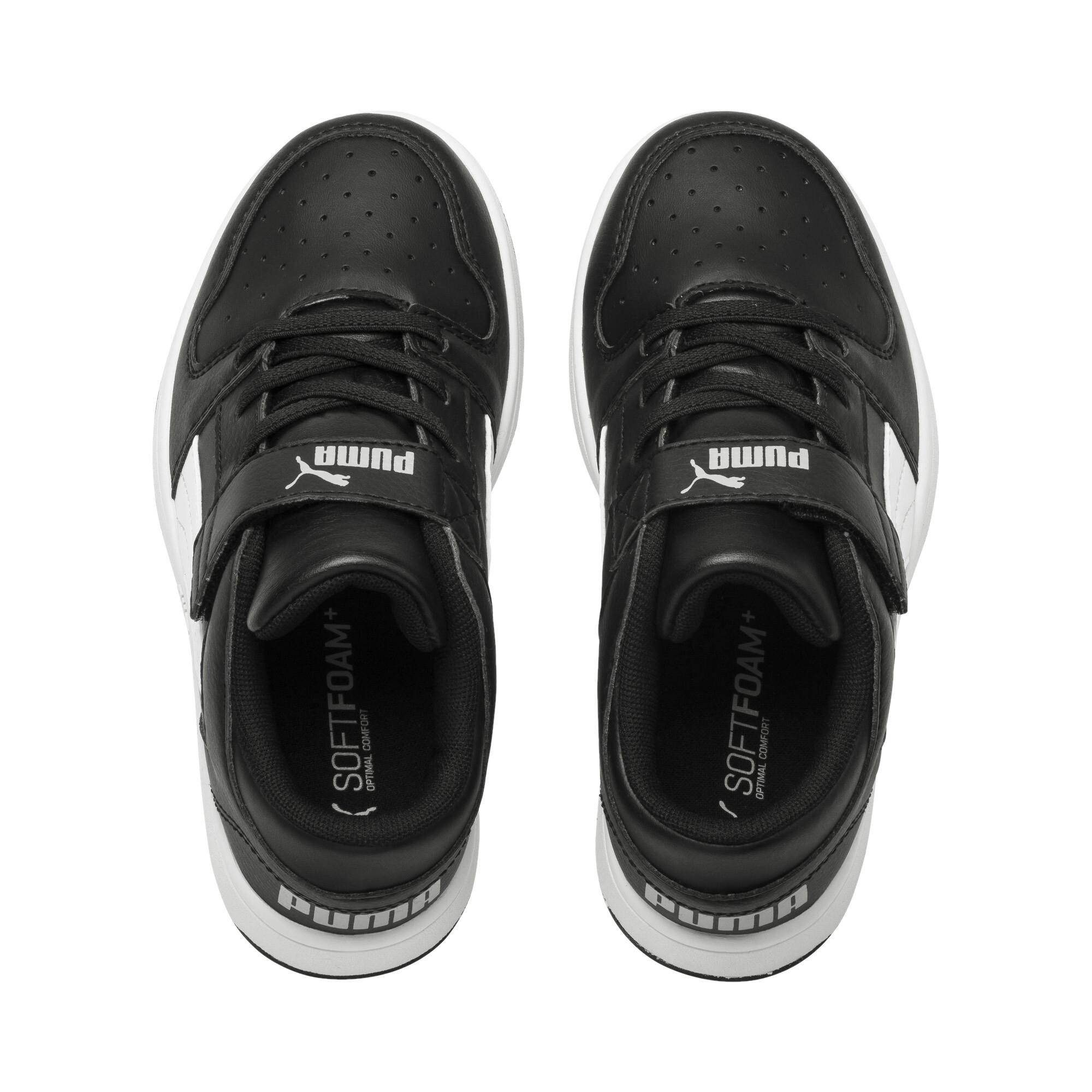 PUMA-PUMA-Rebound-LayUp-Lo-Little-Kids-039-Shoes-Boys-Shoe-Kids thumbnail 7