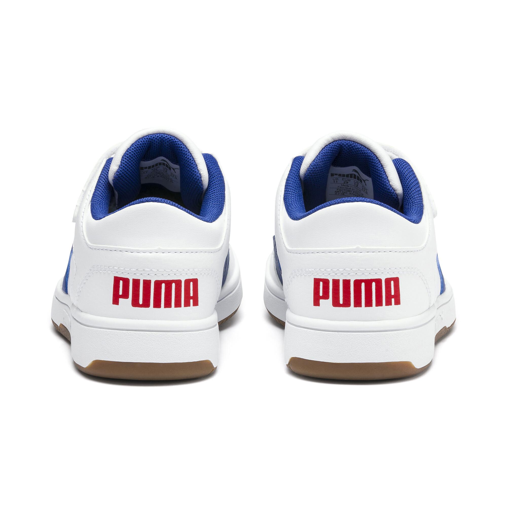 PUMA-PUMA-Rebound-LayUp-Lo-Little-Kids-039-Shoes-Boys-Shoe-Kids thumbnail 21