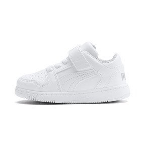 18341bb7c0f PUMA Rebound LayUp Lo Sneakers INF, Puma White-High Rise, medium