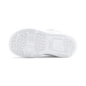 Thumbnail 4 of PUMA Rebound LayUp Lo Sneakers INF, Puma White-High Rise, medium