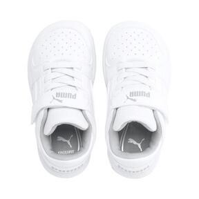 Thumbnail 6 of PUMA Rebound LayUp Lo Sneakers INF, Puma White-High Rise, medium