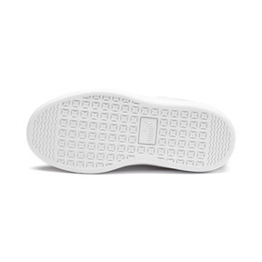 Thumbnail 3 of PUMA Vikky v2 Suede AC Sneakers PS, Bridal Rose-White-Silver, medium
