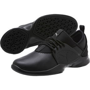 Thumbnail 2 of PUMA Dare Lace Women's Sneakers, P.Black-P.Black-P. Black, medium