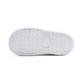 Thumbnail 4 of PUMA Vikky v2 Suede AC Sneakers INF, Puma Black-Puma White-Silver, medium