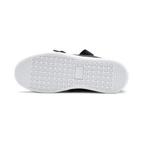 Thumbnail 4 of PUMA Vikky v2 Ribbon Sneakers JR, Puma Black-Puma Silver-White, medium
