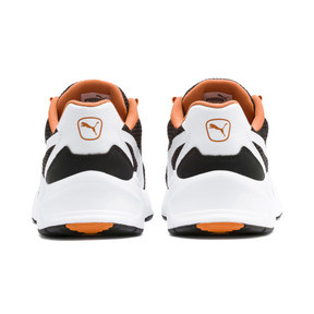 Thumbnail 3 of Nucleus Sneakers JR, Puma White-Jaffa Orange, medium