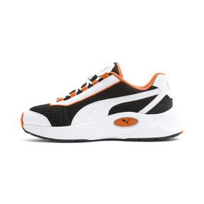 Thumbnail 1 of Nucleus Sneakers JR, Puma White-Jaffa Orange, medium