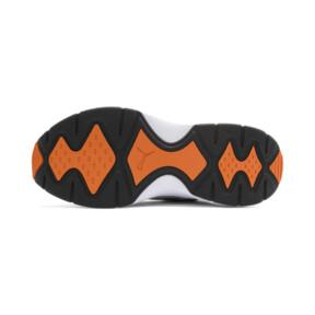 Thumbnail 4 of Nucleus Sneakers JR, Puma White-Jaffa Orange, medium
