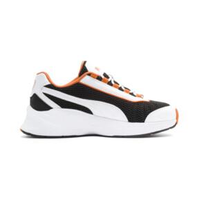 Thumbnail 5 of Nucleus Sneakers JR, Puma White-Jaffa Orange, medium
