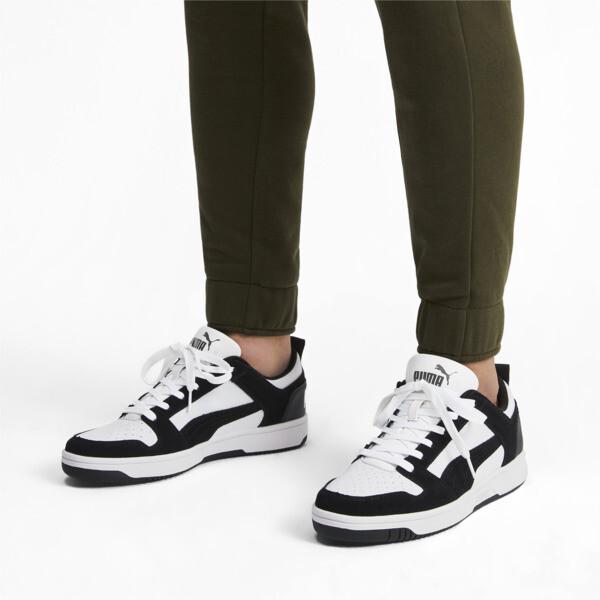 PUMA Rebound LayUp Lo Suede Sneakers
