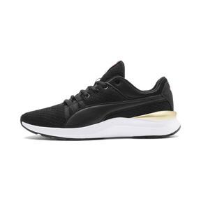 Thumbnail 1 of Adela Core Women's Sneakers, Puma Black-Puma Team Gold, medium