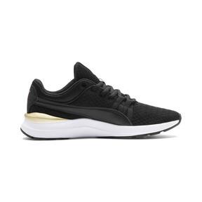 Thumbnail 6 of Adela Core Women's Sneakers, Puma Black-Puma Team Gold, medium