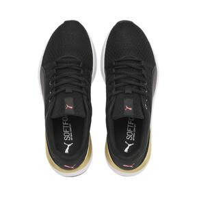 Thumbnail 7 of Adela Core Women's Sneakers, Puma Black-Puma Team Gold, medium