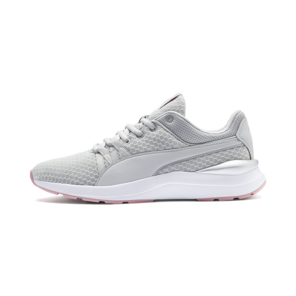 Adela Core Women's Sneakers, Gray Violet-Puma Silver, large