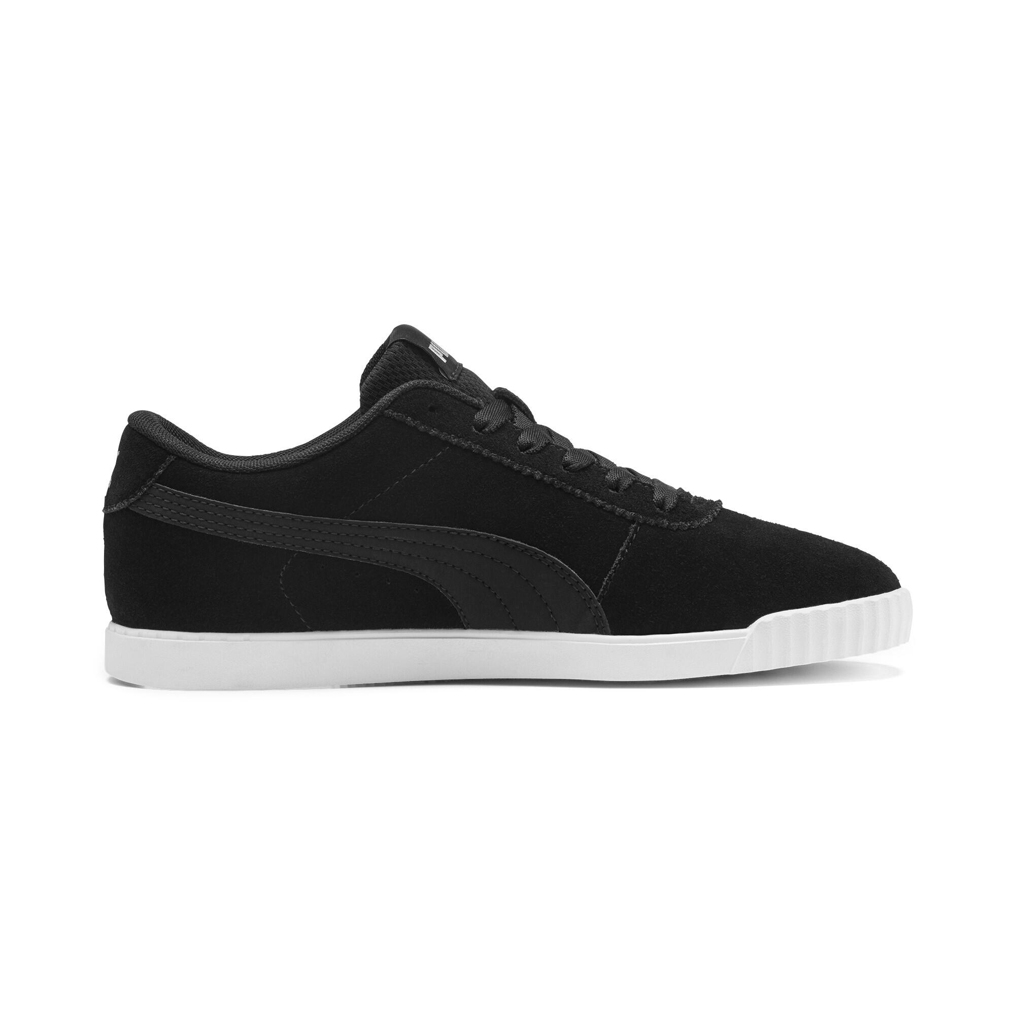 PUMA-Women-039-s-Carina-Slim-Suede-Sneakers thumbnail 21