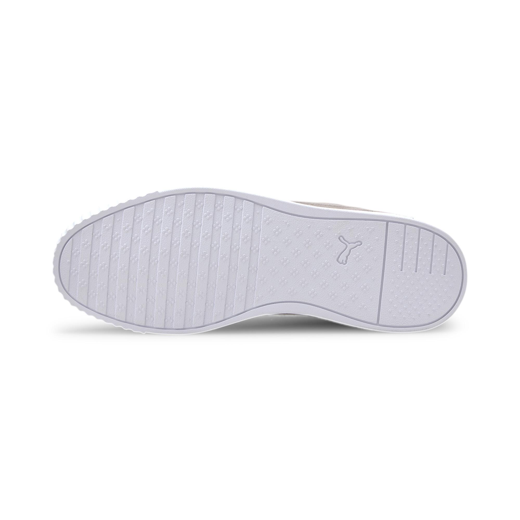 PUMA-Women-039-s-Carina-Slim-Suede-Sneakers thumbnail 6