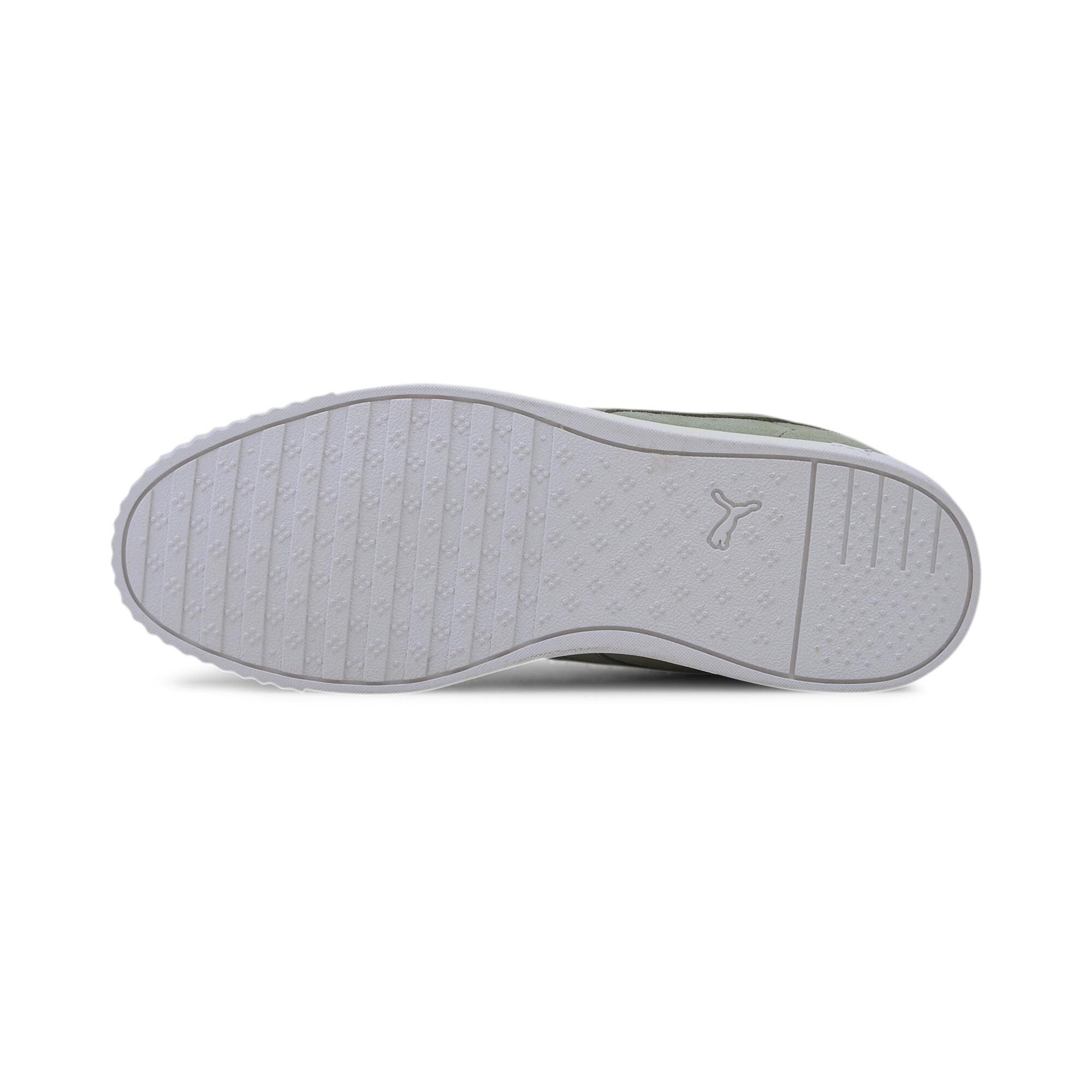 PUMA-Women-039-s-Carina-Slim-Suede-Sneakers thumbnail 26