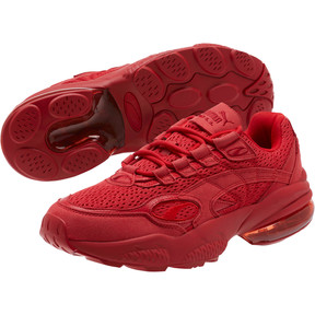 Thumbnail 2 of CELL Venom Red Sneakers, 01, medium