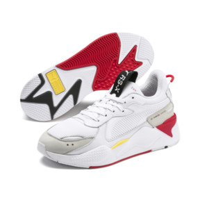Thumbnail 2 of Ferrari RS-X Trophy Trainers, White-White-Rosso Corsa, medium