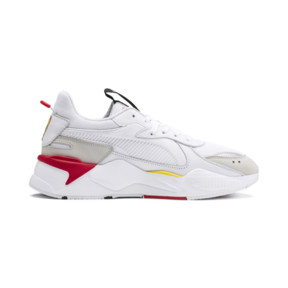 Thumbnail 5 of Ferrari RS-X Trophy Trainers, White-White-Rosso Corsa, medium
