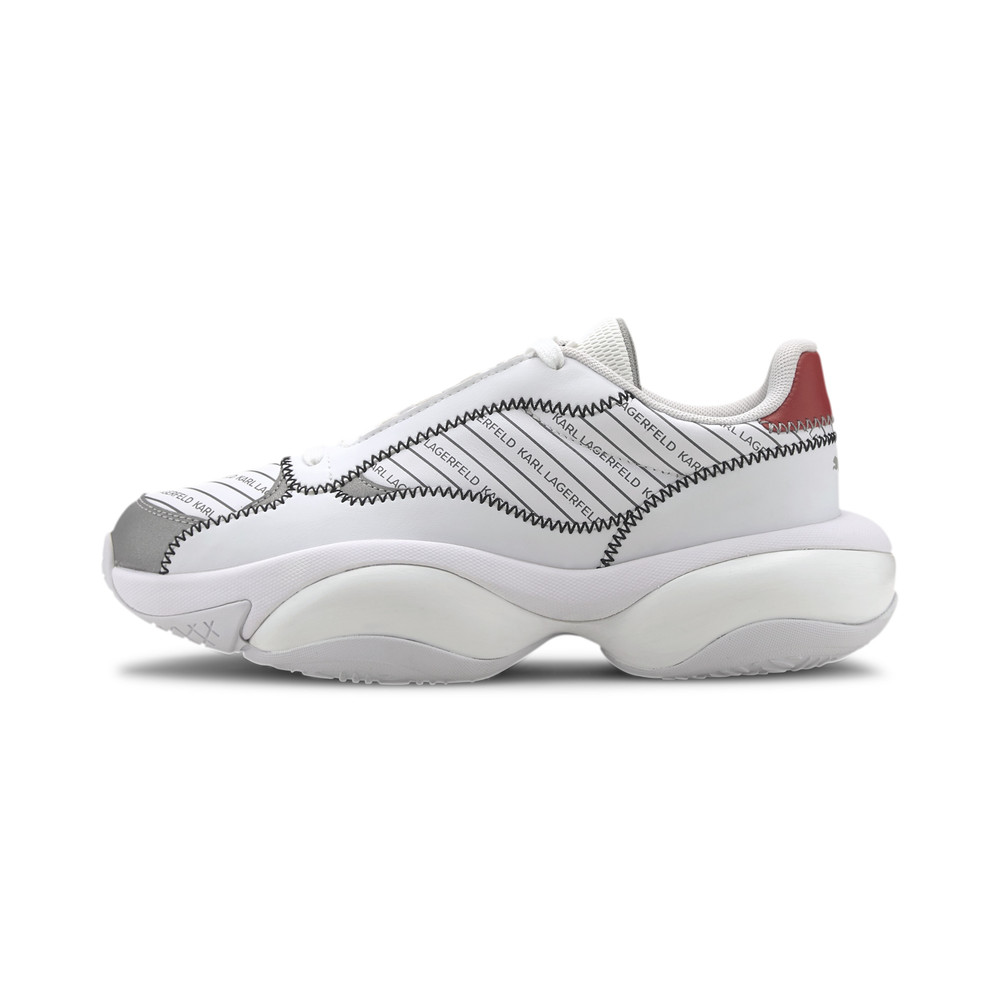 PUMA x KARL LAGERFELD Alteration Trainers | White | Puma ...