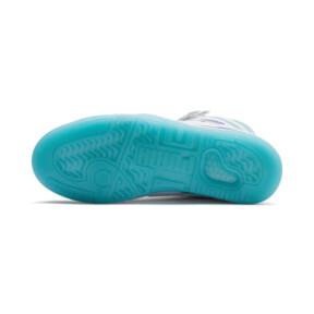 Miniatura 3 de Zapatos deportivosPalace Guard Mid Queen City, Puma White-Blue Atoll, mediano